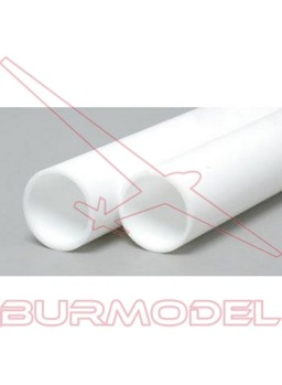 Tubo redondo 11.1 x 350 mm (2 pzas.)