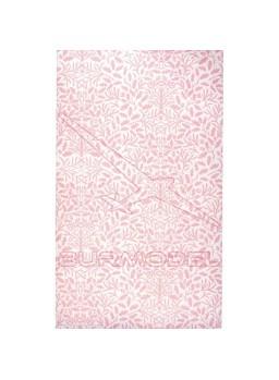 Papel casas de muñecas Bellotas rosa