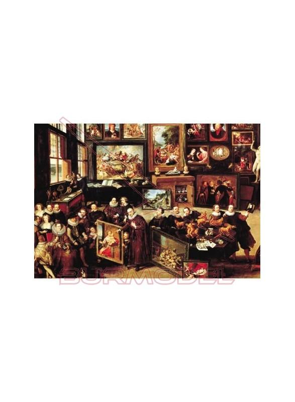 Puzzle 5000 piezas. Los studio dárte di Cornelis