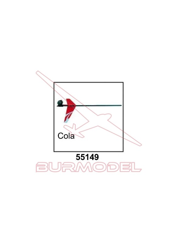 Cola completa 55615 Thunder