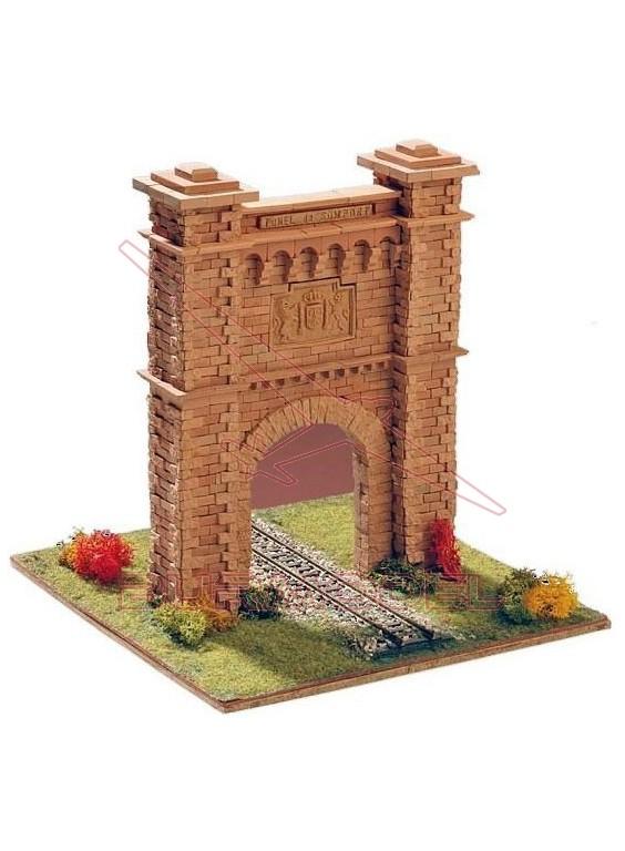 Kit construcción Puerta túnel de Somport