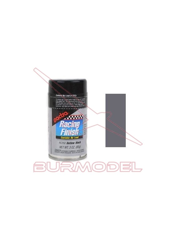 Spray Pactra RC262 Plata indy