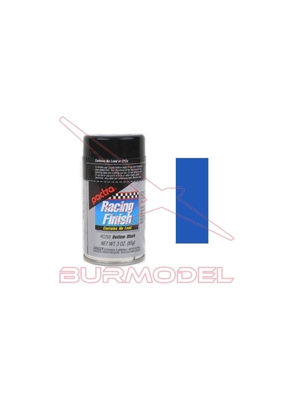 Spray Pactra RC265 Azul metálico
