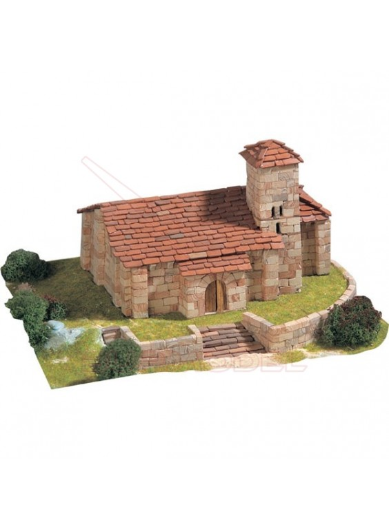 Iglesia de Sta Cecilia. Aguilar de Campoo