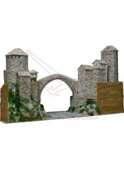 Puente de Mostar.Stari Most.Bosnia Herzegovina