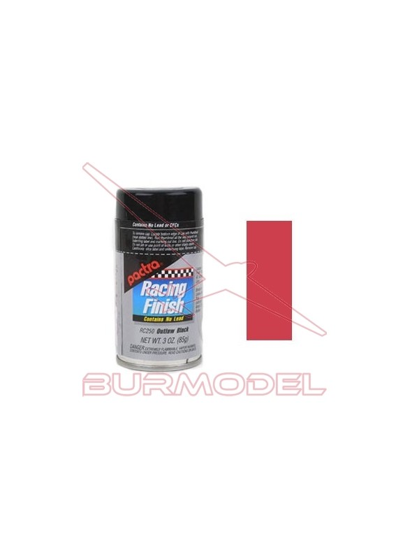 Spray Pactra RC271 Rojo candy