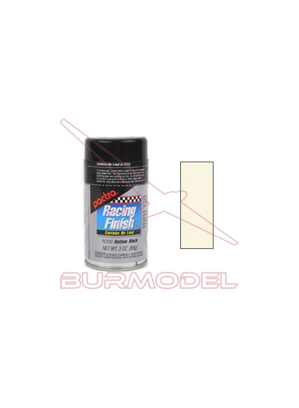Spray Pactra RC276 Blanco perla