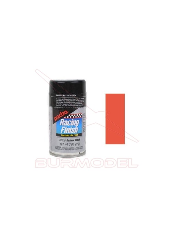 Spray Pactra RC283 Rojo racing fluorescente