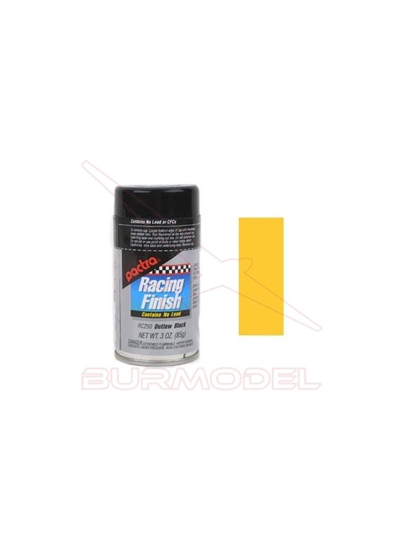 Spray Pactra RC285 Amarillo brillante