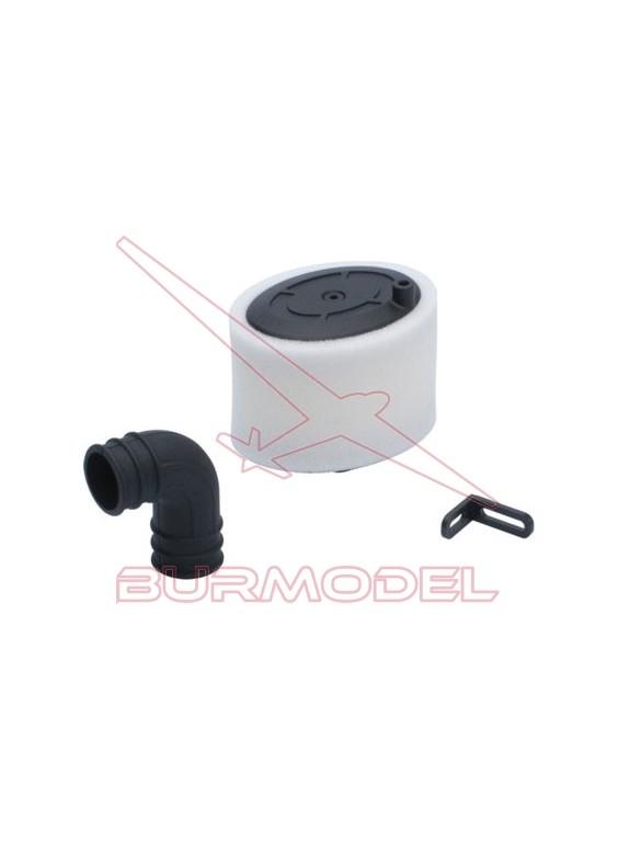 Filtro aire oval 21-32