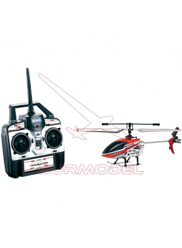 Helicóptero rc Double Horse 9120