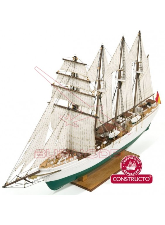 Constructo S.Juan Sebastián Elcano