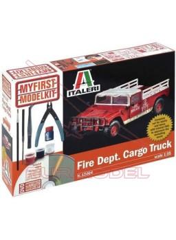 Maqueta Hummer cuerpo de bomberos. 1/35