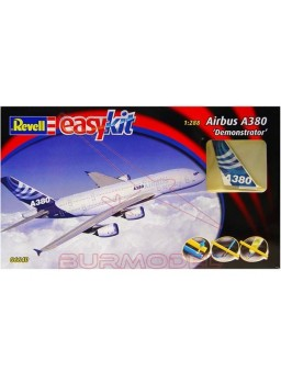 Maqueta avión Airbus A380 1:288 easy kit