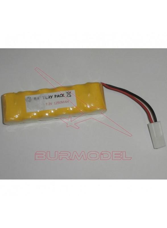 Batería 7,2 v 1100 Mah 85311