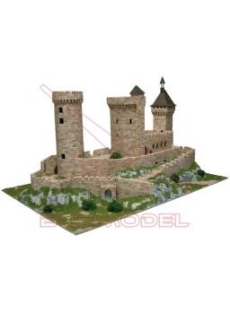 Castillo de Foux, Francia. S.X
