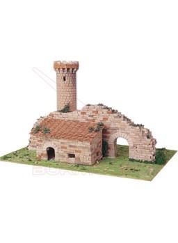 Torre de vigía. Kit construcción para iniciación