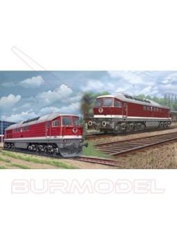 Set de 2 locomotoras diesel BR130/230 y BR131/231