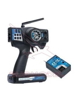 Emisora A2-STX Pro 2,4 Ghz