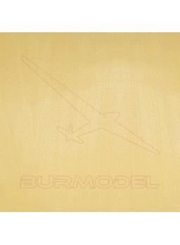 Paquete chapa de forro tilo 0,6 x 4 mm (25 und)
