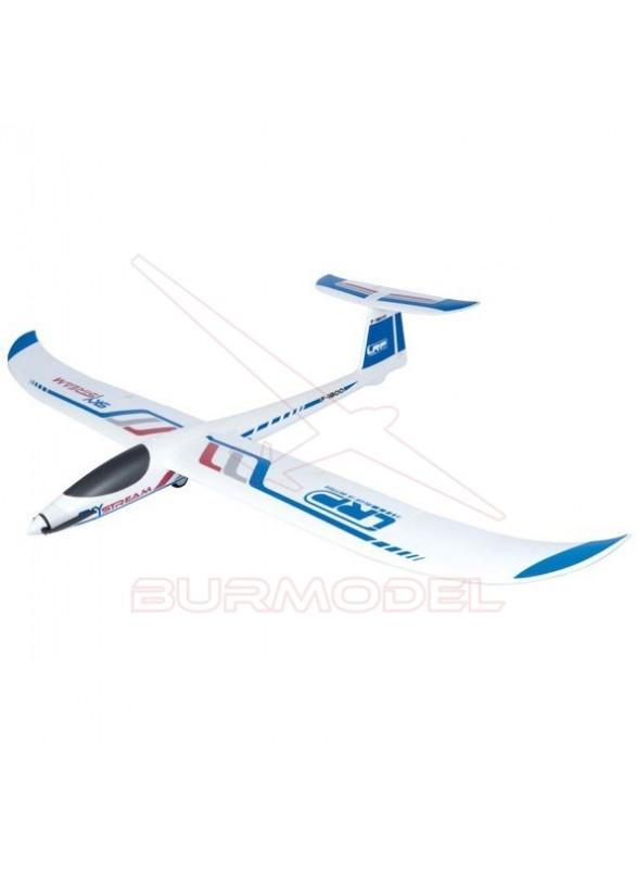 Avión velero EP SkyStream 1800 2.4 Ghz RTF