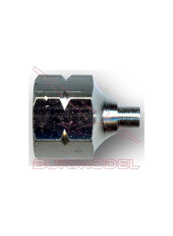 Válvula conexión compresor