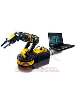 Brazo robot programable USB