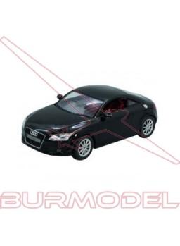 Coche rc Audi TT 1:14 negro