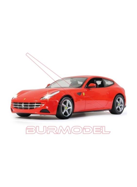 Coche rc Ferrari FF 1/24 rojo