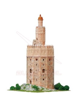 Torre del Oro, Sevilla 1/100