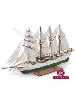 Barco Juan Sebastián Elcano 1/205