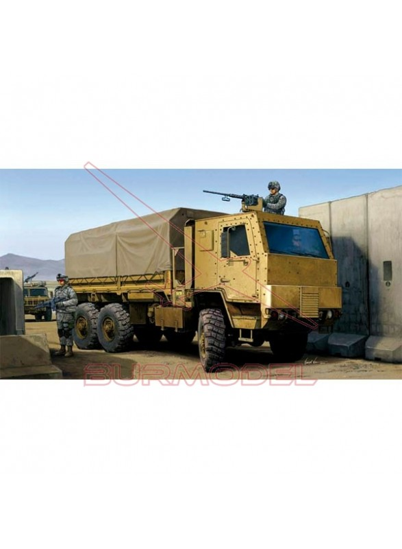 Maqueta vehículo M1083 FMTV (Armor Cab) 1:35