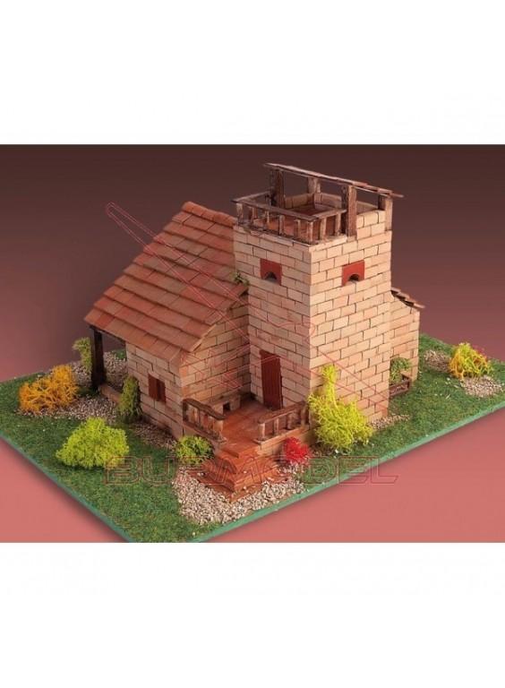 Réplica Torrejimena. Kit de fácil construcción