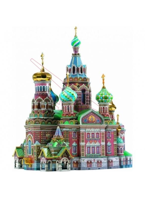 Iglesia del Salvador - San Petersburgo