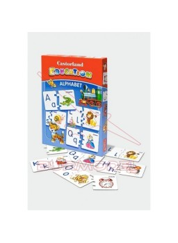 Puzzle educacional abecedario (21 piezas)