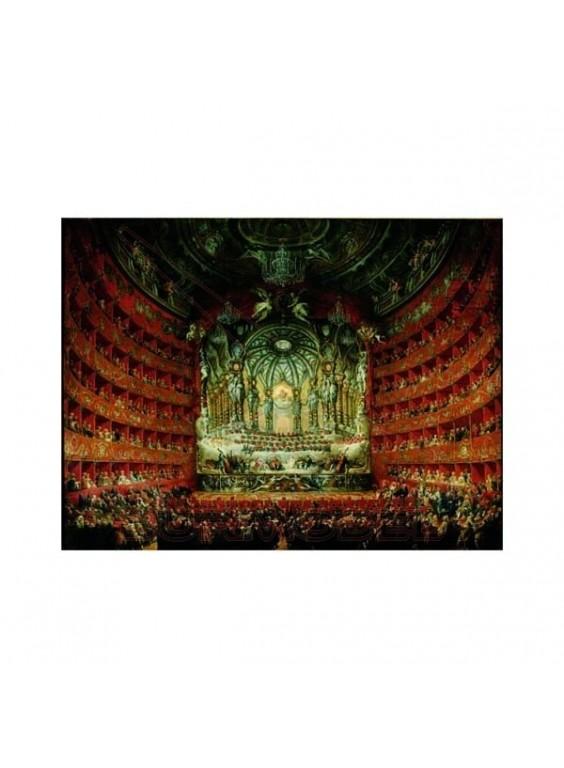 Puzzle 1500 piezas Panini. Festa Musicale
