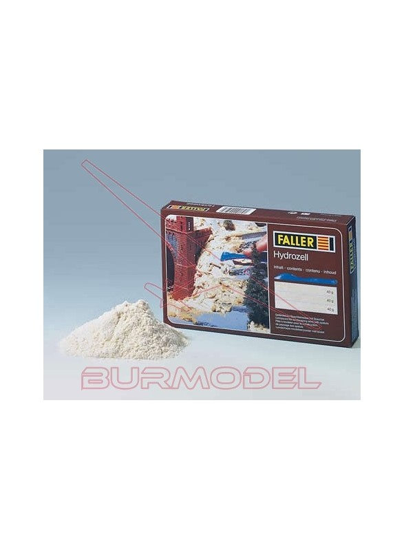 Hydrozell. Componente Putty