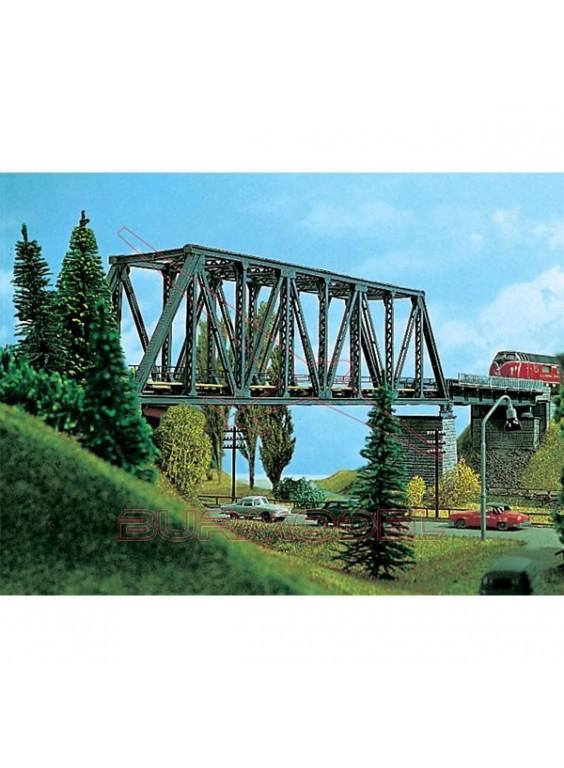 Puente para maquetas a escala HO