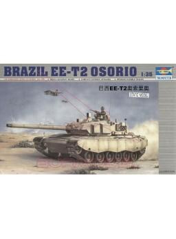 Maqueta tanque EE-T2 OSORI0 1:35