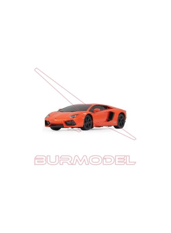 Coche rc Lamborghini Aventador LP700 1/24