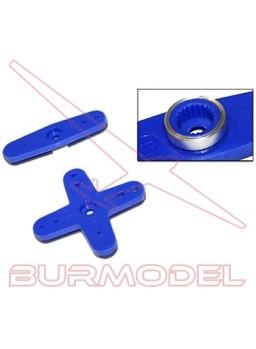 Horn JR/ Sanwa/ KO azul (2 unds)
