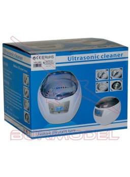 Limpiador ultrasonidos 750 ml