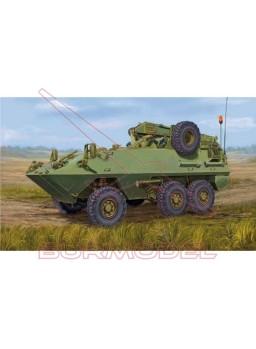 Maqueta vehículo Canadian Husky 6x6 AVGP 1/35