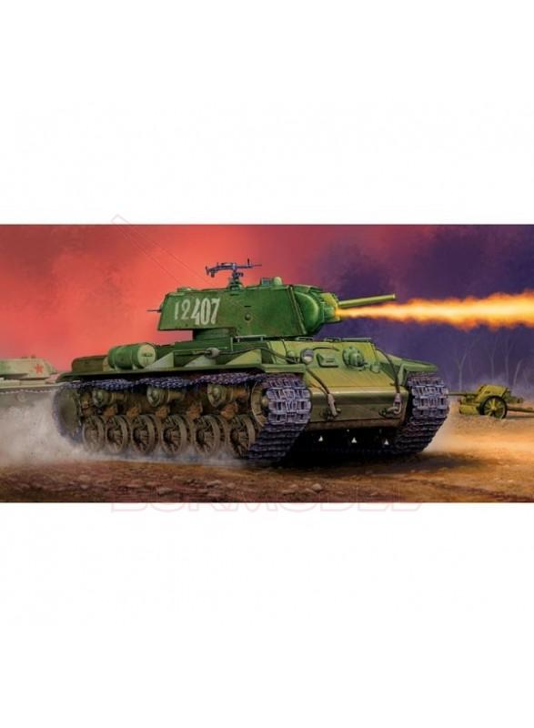 Maqueta tanque KV-8S Welded Turret 1/35