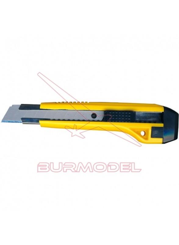 Cutter profesional 18 mm