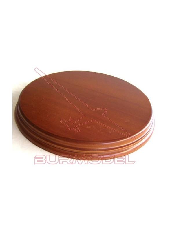 Peana 18 cm diámetro de haya
