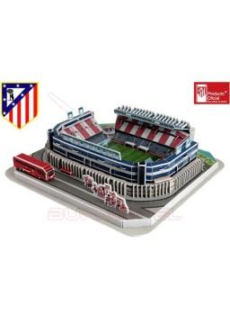 Puzzle 3D Estadio Vicente Calderón Atlético Madrid