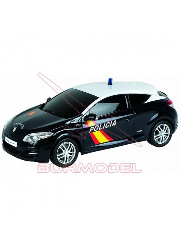 Renault Megane RS Policia Nacional 1/14 RC