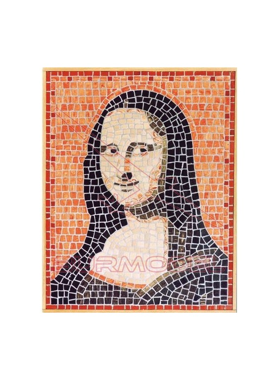 Mosaico La Gioconda 270x340mm.