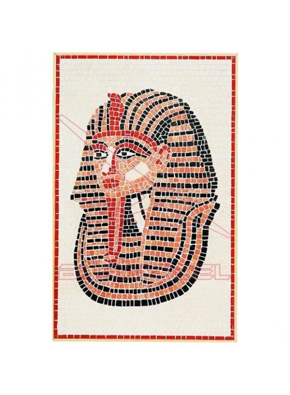 Mosaico Tutamkamon. Línea clásica